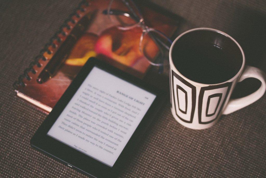 Kindleとコーヒー