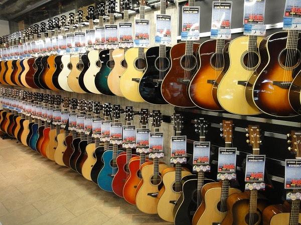 イシバシ楽器 池袋店
