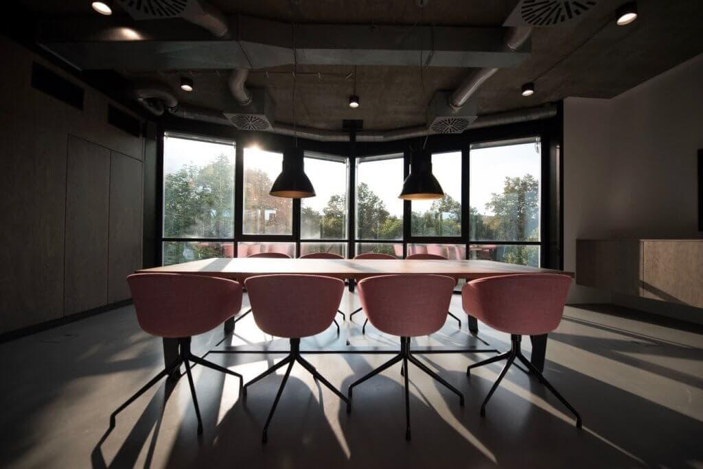 事務所の一部屋
