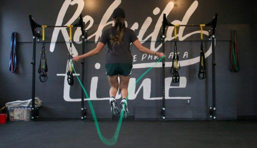 パーソナルトレーニングで体型を整える 第8回。残業が少なければ順調