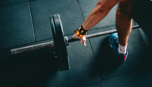パーソナルトレーニングで体型を整える 第9回。食事を考える