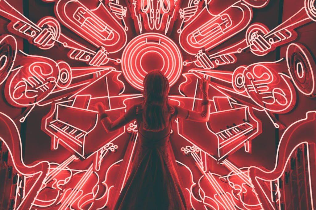 音楽と色んな楽器