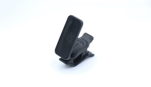 KORG Pitchclip 2(ピッチクリップ2)をレビュー。シンプルイズベストなギター用クリップチューナー