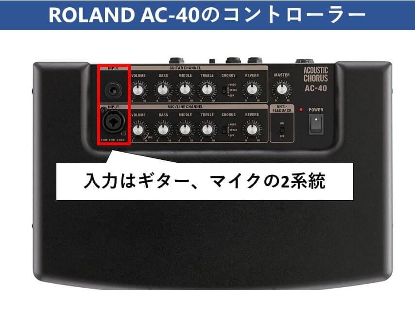 AC-40 コントローラー