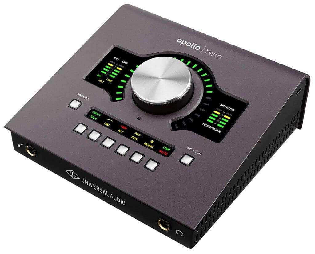 Universal Audio Apollo Twin MkII/SOLO
