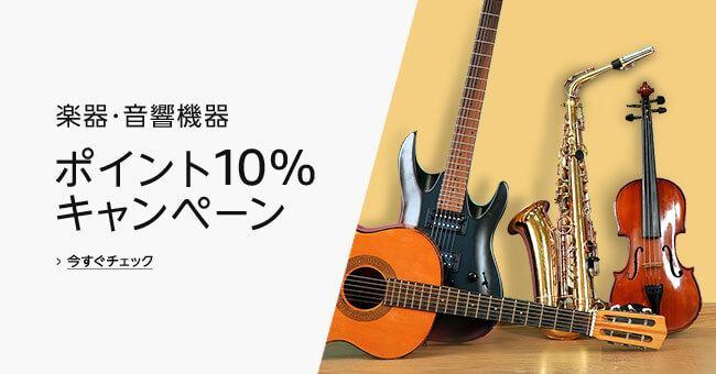 Amazon楽器キャンペーン