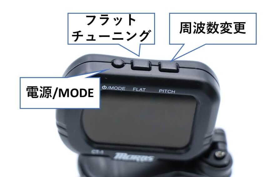 CT-1 ボタン