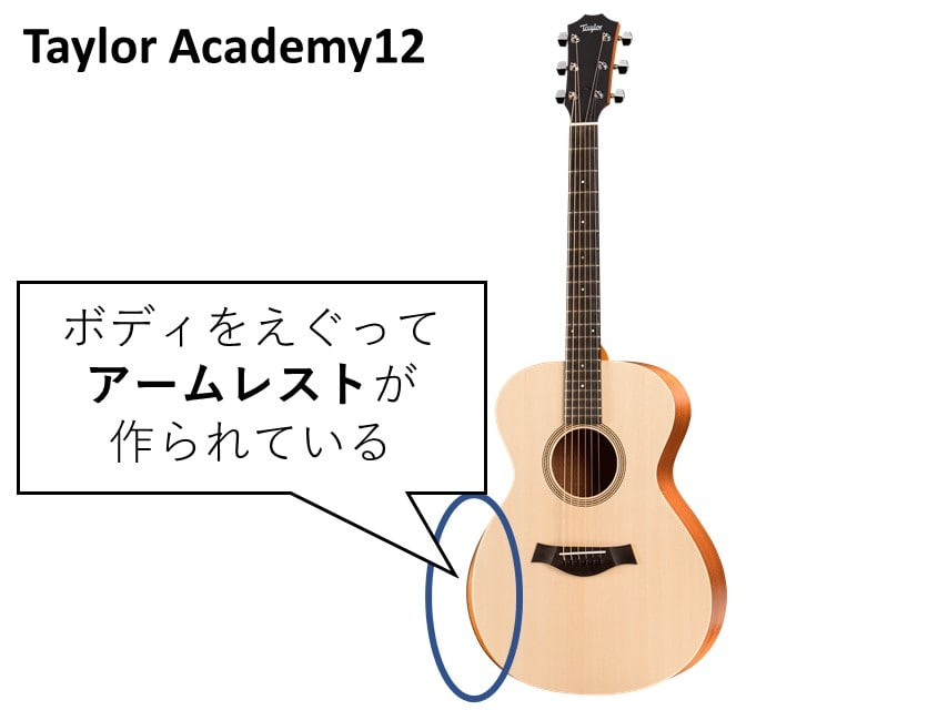Academy アームレスト