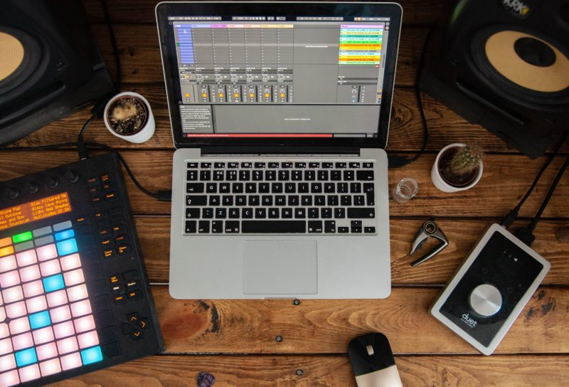 PCで音楽制作している環境