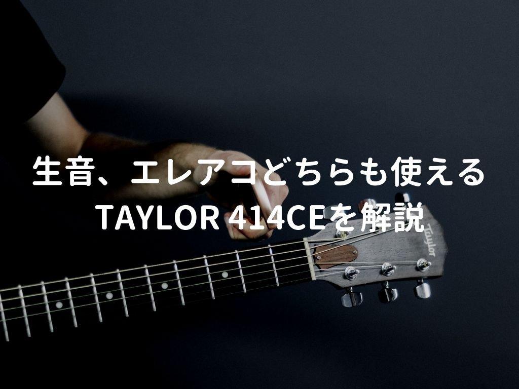 Taylorギター
