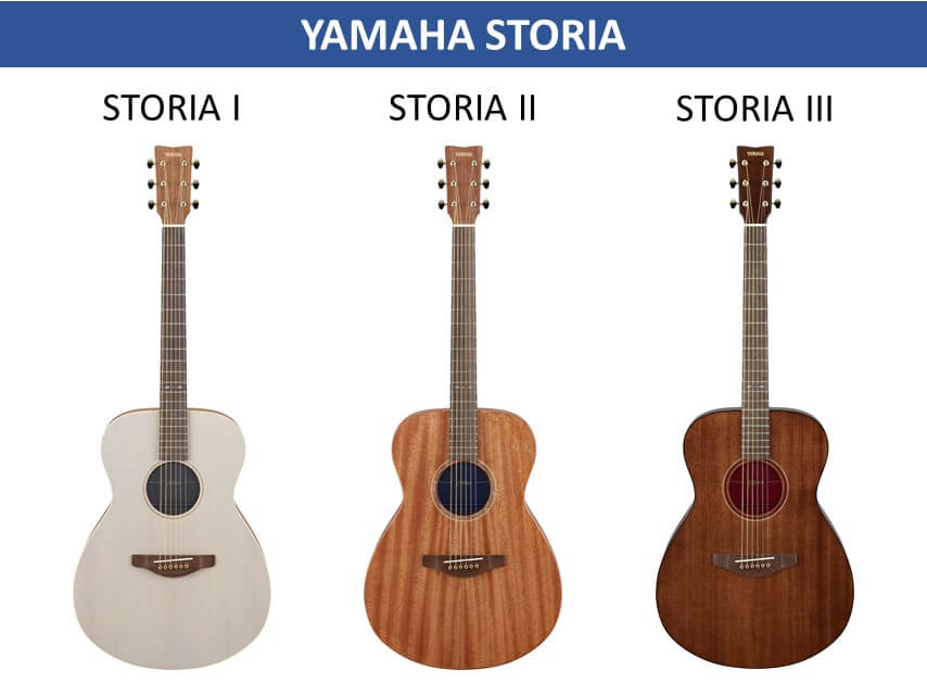 YAMAHA STORIA
