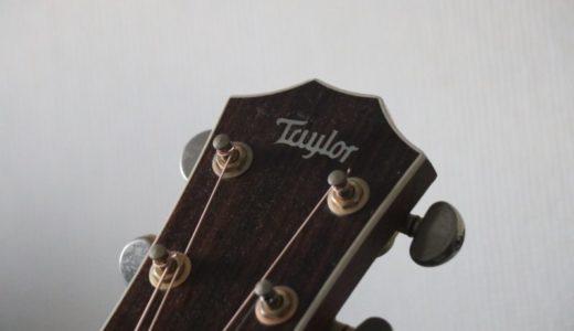 テイラー(Taylor) アコギ・エレアコ おすすめランキングベスト10を解説。音楽活動に使いやすいエレアコ多数!