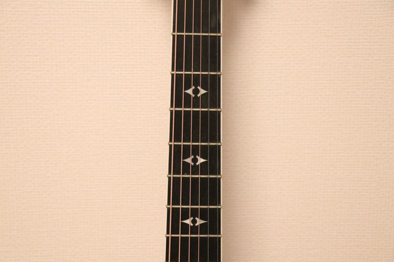 Taylor 814ceのネック