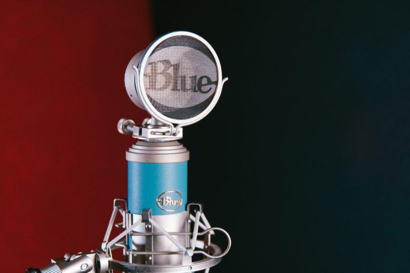 Blueのコンデンサーマイク