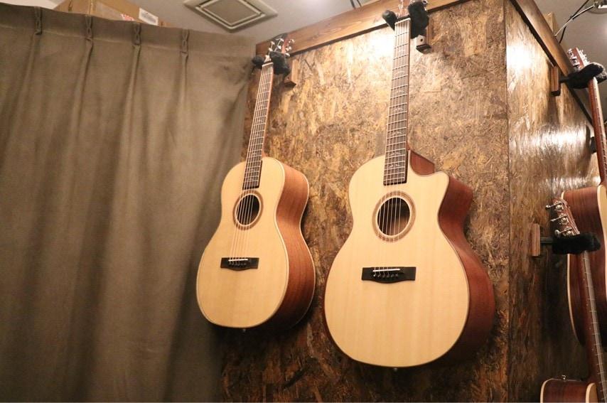 Journey Instrumentsのショールーム