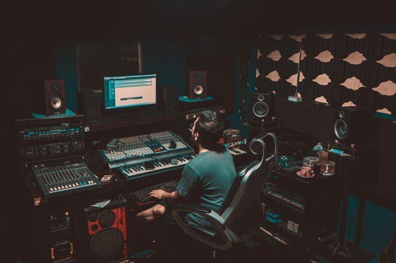 PCで音楽編集する人