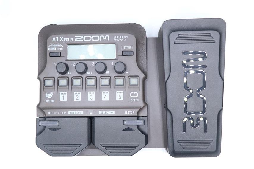 ZOOM A1X Four