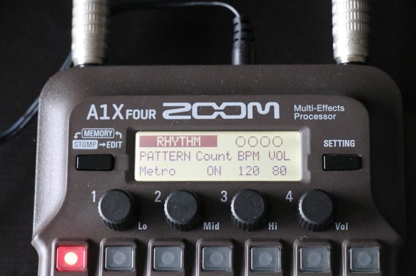A1X Four リズムマシーン