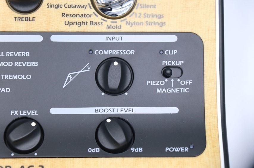 AC-3のコンプレッサー機能