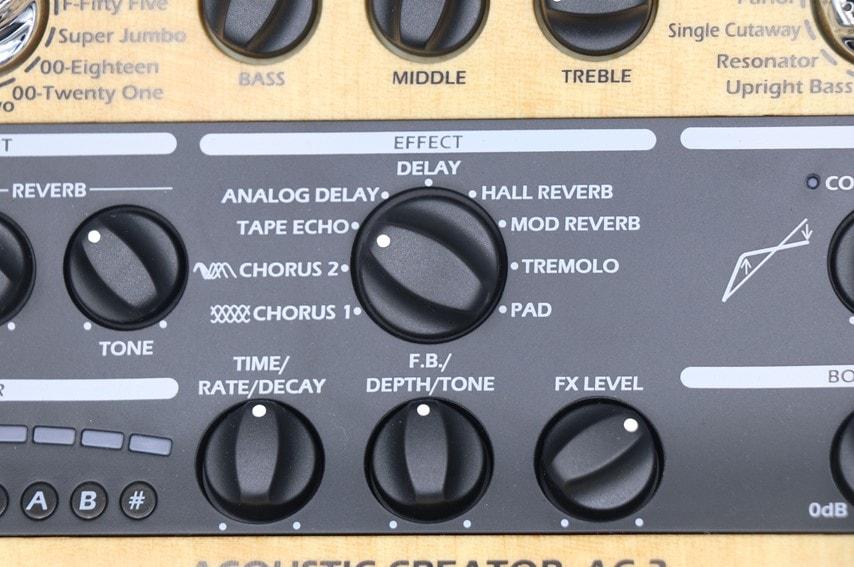 AC-3の空間系エフェクト
