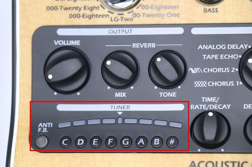 AC-3のチューナー機能