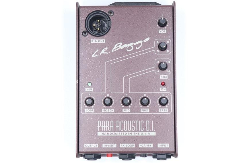 L.R.Baggs para acoustic di