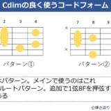 Cdimのコードフォーム