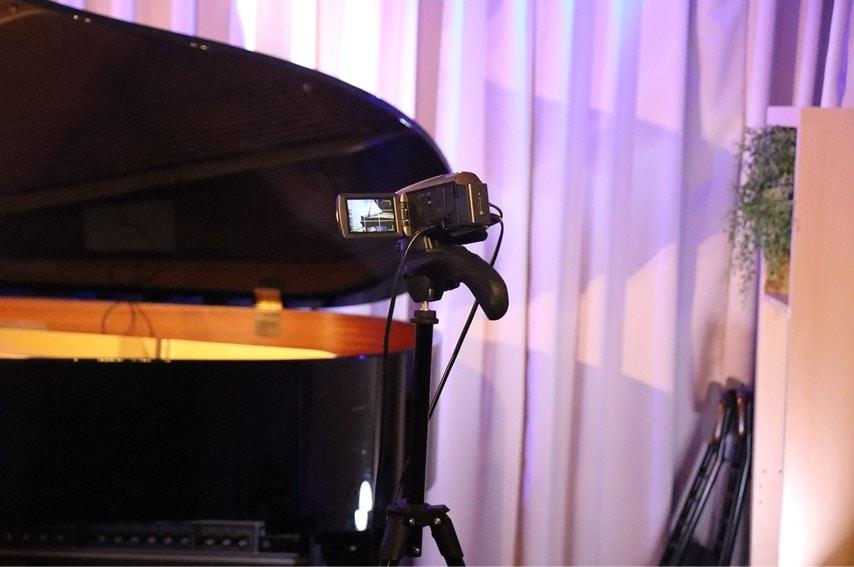ライブカフェ エクレルシのカメラ
