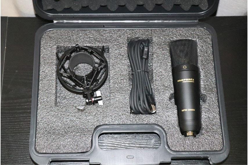 マランツプロ MPM2000U 付属品