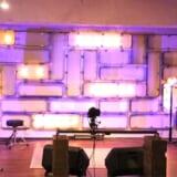三軒茶屋GRAPEFRUIT MOONのステージ 照明青