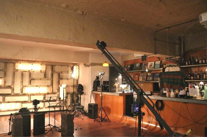 三軒茶屋GRAPEFRUIT MOONのカメラ