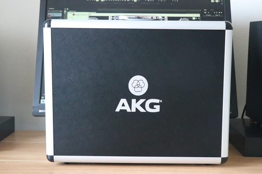 AKG P820付属のケース