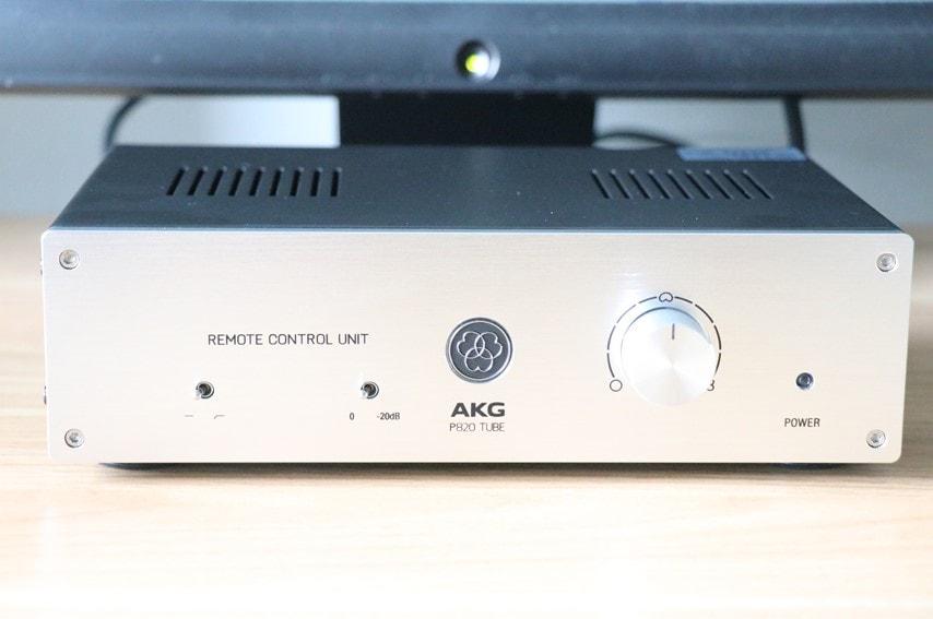 AKG P820 電源ユニット