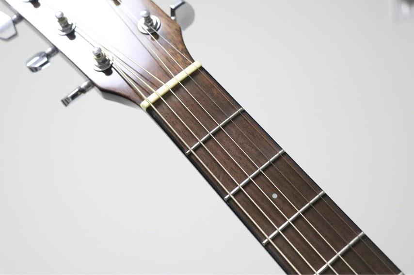 Fender CC-60S Concert ネック前面