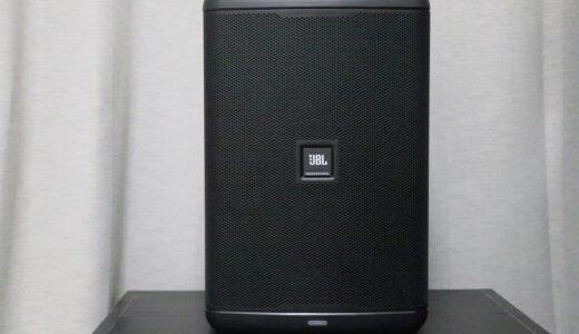 JBL PROFESSIONAL EON ONE Compact-Y3をレビュー。路上やイベントで使える小型の充電式ポータブルPAシステム。