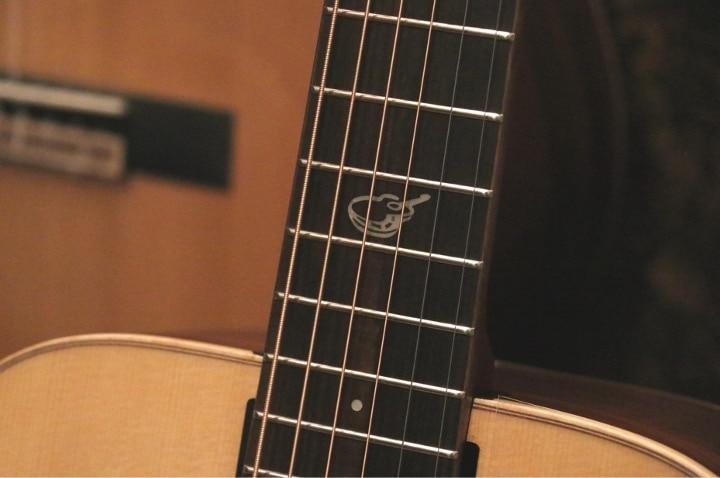 Journey Instruments OF422のインレイ