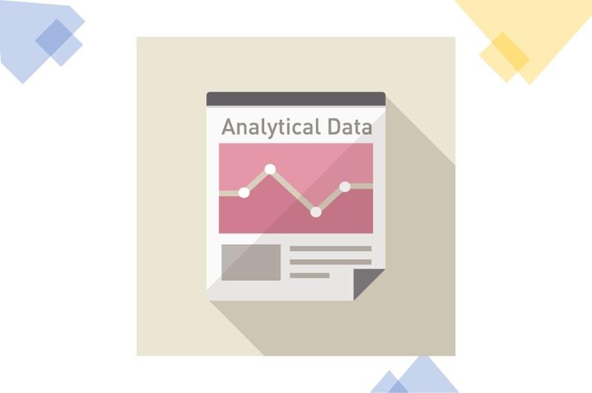 アナリティクスデータの画像