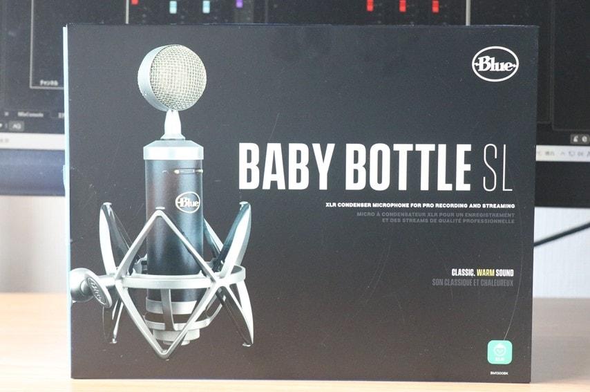 Blue Baby Bottle SLの空箱