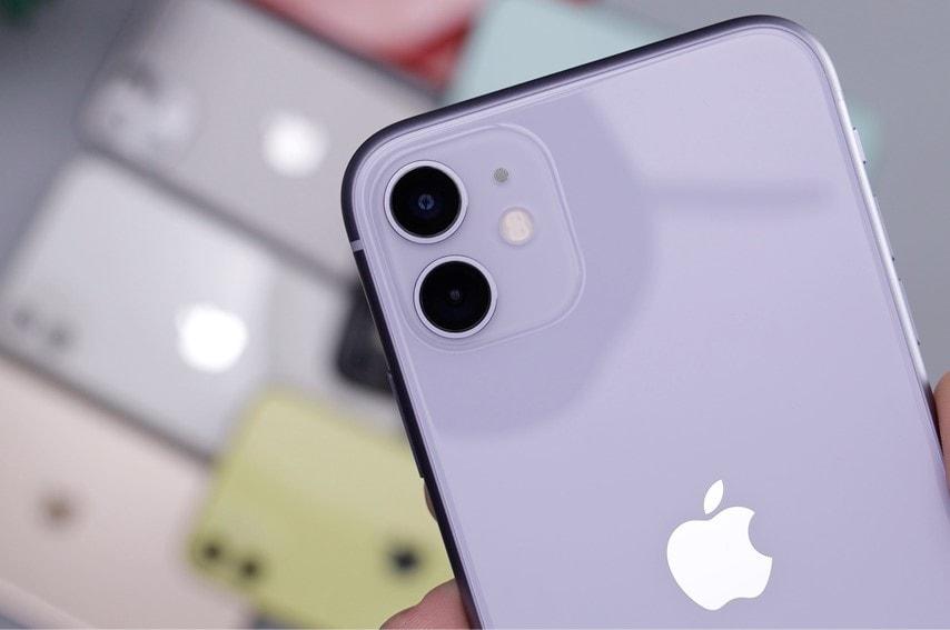 iPhone11の写真